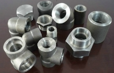ASTM A182 F91 forged fittings manufactured to ASME B16.11
