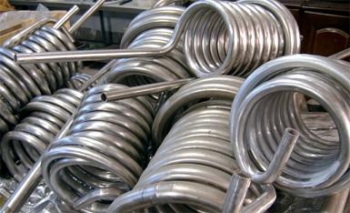 Inconel 625 serpentine coil