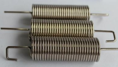 Inconel X750 springs.