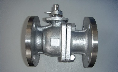 ball valve with Monel 400 trims