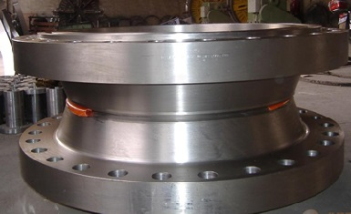 Hastelloy C-22 weld neck flanges