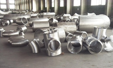 Monel 400 butt-welding pipe fittings