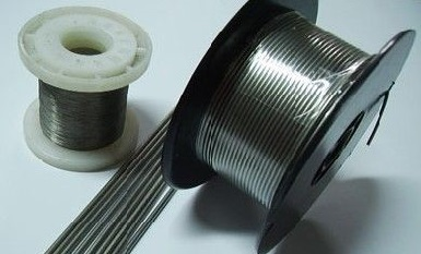 Monel 401 wires supplied by Hebei Metals.