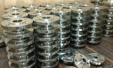 "ASTM A182 F304 W/N flanges, 150# 2"" SCH40."