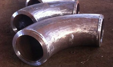 Kolano ASTM A860 WPHY 65, 90 ° SCH120 L / R.