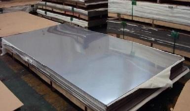 ASTM A240 SS 304 plates, 2m(L)x1m(W)x2.5mm(THK).