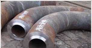 The ASME SA335 P92 pipe bends, R=3D.