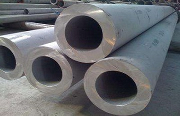 ASTM A335 P91 seamless pipes: I.D=330 mm, W.T=42 mm.