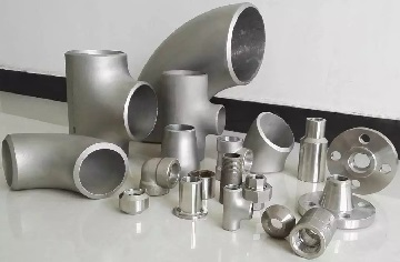 Various ASTM B366 Alloy 20 fittings supplied by Metals-Piping.