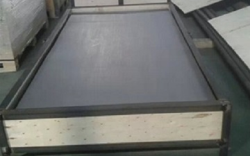 ASTM B463 Alloy 20 hot-rolled plates