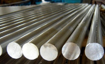 ASTM B473 Alloy 20 hot-rolled bars, 36mm x 916mm.