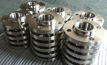 ASTM B564 Monel 400 flanges, slip on, Class 150 RF, ASME B16.5