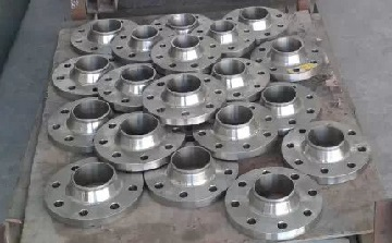 Inconel 600 flanges for Texaco Coal Gasification Process