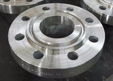 "ASME B16.5 welding neck flange, RTJ end, 3"" SCH80 600#. Material: Incoloy 825"