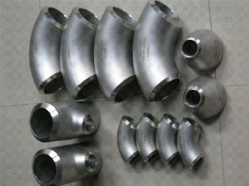 Hastelloy C-276 butt welding pipe fittings: elbows, reducers, tees.