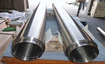 ASTM B338 titanium alloy Gr.7 seamless tubes.