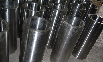 Zirconium R60702 seamless pipes