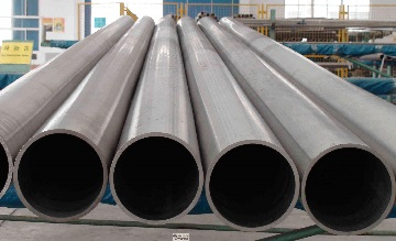 ASTM B862 titanium alloy Gr.5, welded pipes