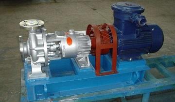 A typical titanium pump.