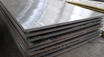 titanium grade 2 clad steel plate