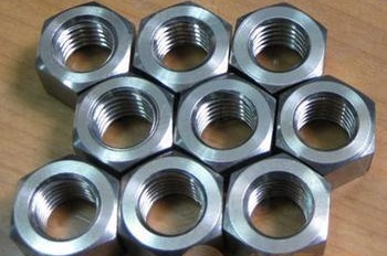 titanium hexagon nuts