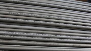 ASME SB-622 Gr. N10665 tubes