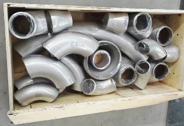 Inconel 600 BW fittings