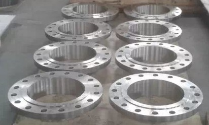 Inconel 600 Forged Weld Neck Flange