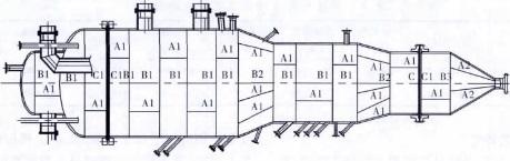 Inconel 600 regenerator for a propylene project