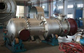 Titanium Gr.2 stripper reboiler for nitric acid