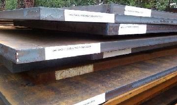 ASTM A353 9% Ni steel pressure vessel plates