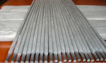 Cobalt-base flux cored rod for hardfacing