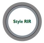 Style RIR spiral wound gasket.