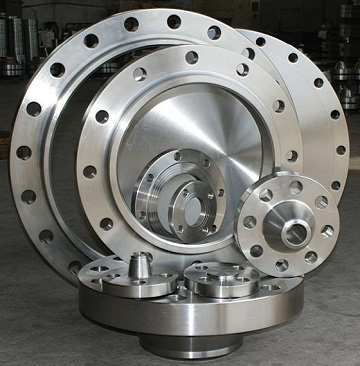 various types of ss flanges