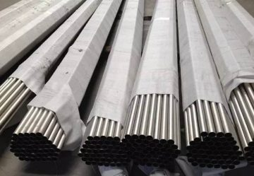 titanium tubes for power plant condensers