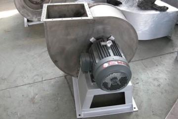 A titanium blower, Brazil