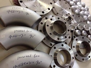 Inconel 600 flanges and fittings