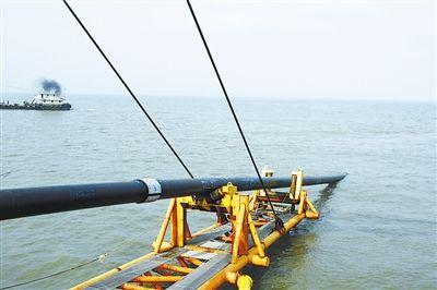 Inconel 625 clad steel pipe, submarine pipeline